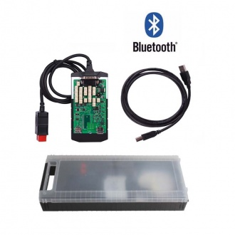 Car and truck OBD2 cdp DS150 professional Diagnostic tools   Verison 2015.03 With bluetooth and Plastic Box