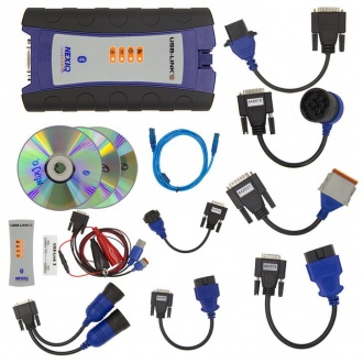 NEXIQ 2 nexiq usb link 2 + Software Diesel Truck Interface and Software with All Installers
