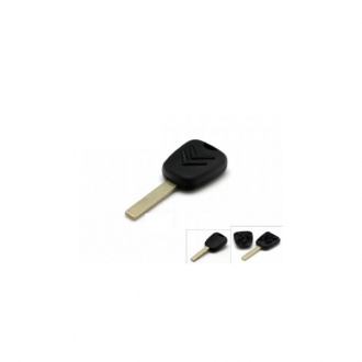 Transponder Key Shell HU83 for Citroen 10pcs/lot