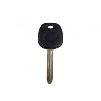 Transponder Key ID4C Toy43 Soft Plastic for Toyota 5pcs/lot