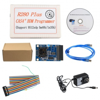 Motorola microcontroller R280+ R280 plus supports the latest BMW Motorola MC9S12XEP100