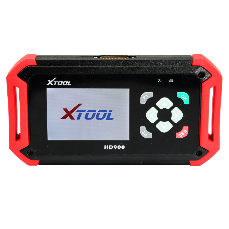 Original XTOOL HD900 Heavy Duty Truck Code Reader Replace PS201 Diagnosis