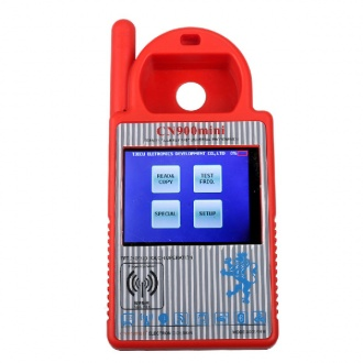 Super CN900 Mini CN900 Transponder Key Programmer Software V5.18 Firmware V1.34.2.19 for 4C 46 4D 48 G Chips