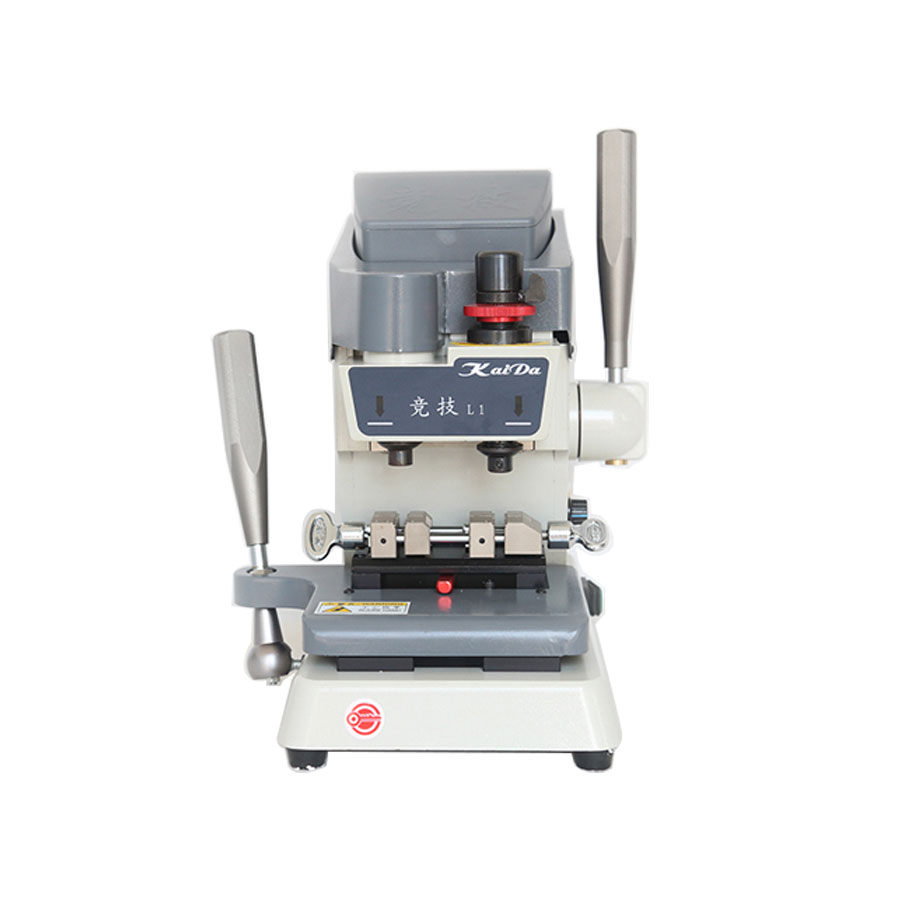 Newest JingJi L1 Vertical Operation Key Cutting Machine