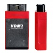 Newest UCANDAS VDM II WIFI Automotive Scanner VDM2 V3.9 Support Multi-Language and Android System