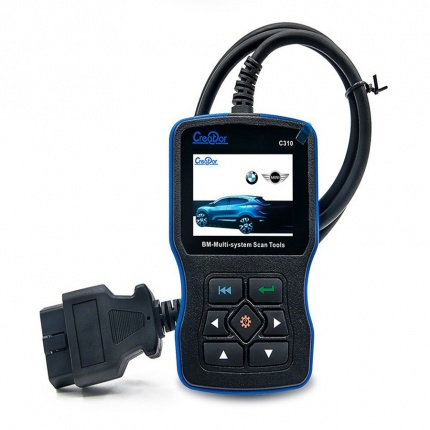 New V7.2 Creator C310+ Multi System Scan Tool for BMW Online Update