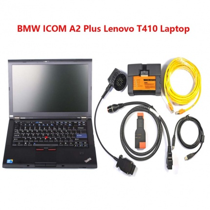 BMW ICOM A2+B+C With V2019.12 Engineers software Plus Lenovo T410 Laptop Ready to Use