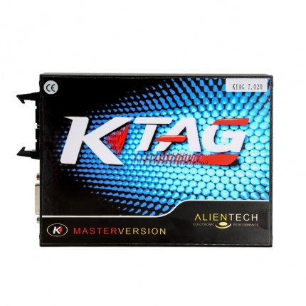 Promotion! Latest V2.23 KTAG ECU Programming Tool Firmware V7.020 KTAG Master Version with Unlimited Token