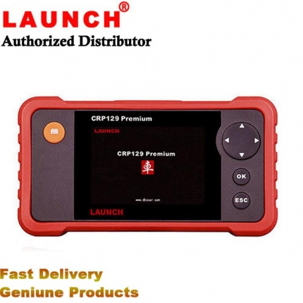 LAUNCH Creader CRP129 PREMIUM Code Reader Scan Tool OBD2 Engine ABS SRS EPB SAS