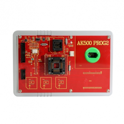 2018 AK500PRO2 AK500 PRO2 Super Key Programmer For Mercedes Benz Without Remove ESL ESM ECU