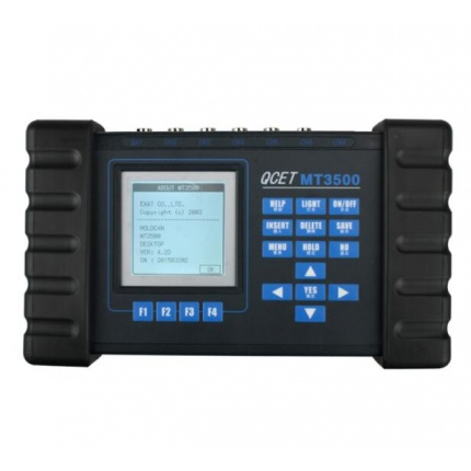MT3500 Hand-Held Auto Engine Analyzer with 6 channel