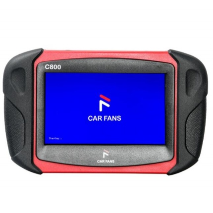 CARFANS C800 Heavy Duty Truck Diagnostic Scan Tool with Special Function better than Launch and Autel Heavy Duty Di