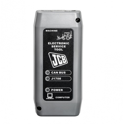 JCB Electronic Service tool Heavy Duty Truck Diagnostic Scanner with JCB Service Master 4 V17.0