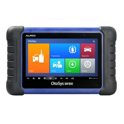 AURO OtoSys IM100 Automotive Diagnostic and Key Programming Tool  Online Update with Wifi
