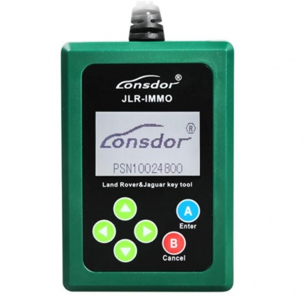 Lonsdor JLR Key Programmer for Land Rover & Jaguar by OBD Add KVM and BCM Update Online