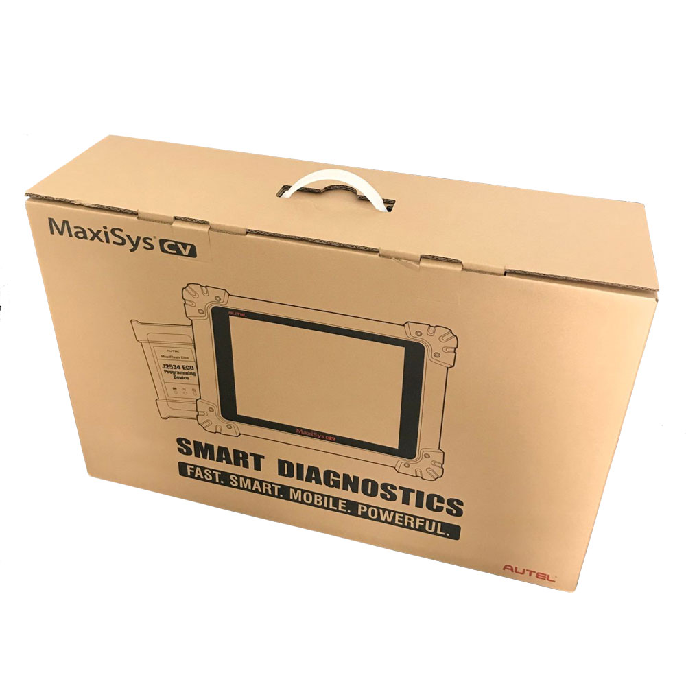 us 2 338 00 - hot sale autel maxisys cv ms908cv heavy duty diagnostic scan tool