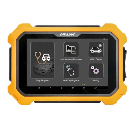 OBDSTAR X300 DP PLUS PAD2 B Configuration Immobilizer+Special Function +Mileage Correction