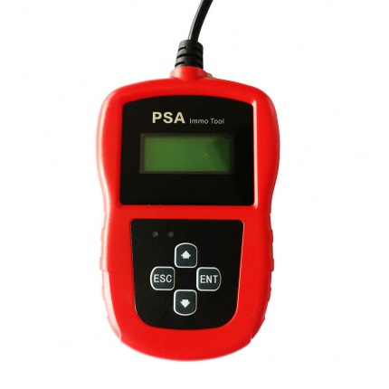 PSA Immo OBD Pin Code Calculator for all Peugeot Citroen