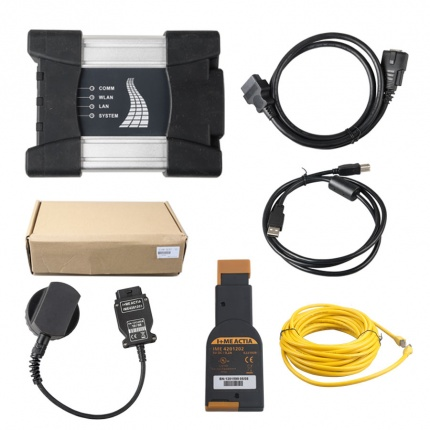 BMW ICOM NEXT A+B+C Wi-Fi New Generation OF ICOM A2 With 2019.12V Engineers software