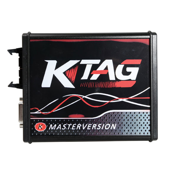 Best quality KTAG V7.020 Firmware EU Version Red PCB Latest V2.23 No Token Limitation Multi-Language K-TAG 7.020 Online