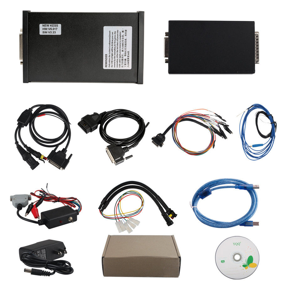 V2.47 Best Quality  KESS V2 Firmware V5.017 Manager Tuning Kit Master Version