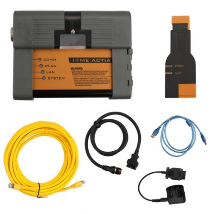 Cheapest BMW ICOM A2+B+C Diagnostic & Programming TOOL 2019.12 Engineers Version