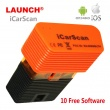 Launch X431 ICARSCAN Diagnostic Tool Full Systems For Android/IOS With 10 Free Software Update Online
