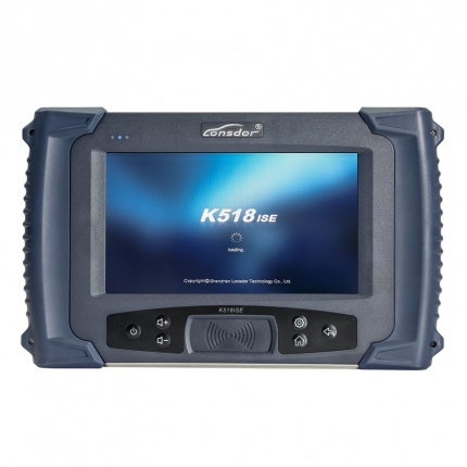 Lonsdor K518ISE Key Programmer with Odometer Correction Function Supports VW 4th&5th IMMO English Version of K518