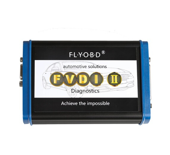 2019 FVDI2 ABRITES Commander Diagnostic Tool with 28 Softwares Full Version  No Time Limitation
