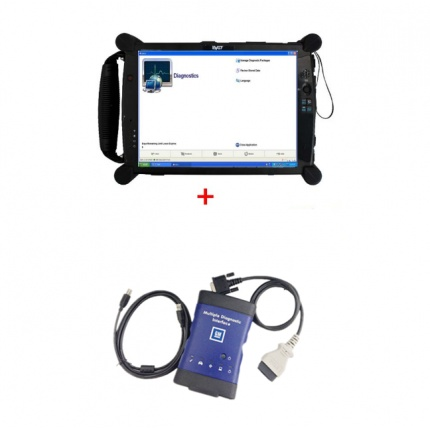 GM MDI for GM Scan tool Plus EVG7 Tablet PC V2019.03 Software