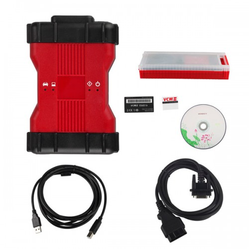 Best Quality VCM II VCM2 Mazda Diagnostic Tool With V116 or V106 Software