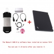 High Quality Renault CAN Clip Diagnostic Interface With DELL D630 or Lenovo T420 Full Set Ready To Use