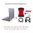 Best Quality Ford VCM II Ford VCM2 Diagnostic Tool V117 With DELL D630 or Lenovo T410 Laptop Ready To Use