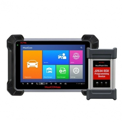 Autel MaxiCOM MK908P Auto diagnostic scanner with ECU Coding and J2534 ECU Programming Update Version of MS908P