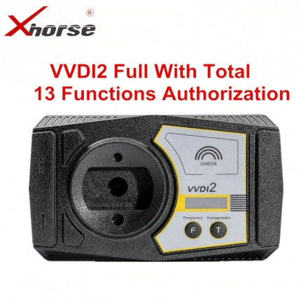 Xhorse VVDI2 Full Version + OBD48 + MQB + ID48 96 Bit Copy + BMW FEM/BDC + Toyota H Chip Authorization