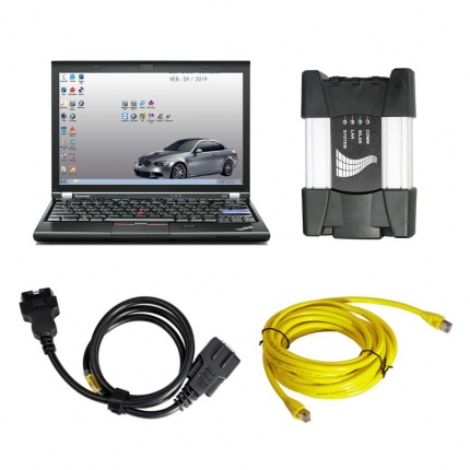 V2019.12 BMW ICOM NEXT ICOM A3 BMW Diagnostic Tool Plus Lenovo X220 Laptop With Engineers software