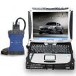 Maserati MDVCI Diagnostic Tool Plus Panasonic CF19 PC Supports Programming with Maintenance Data