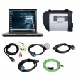 C4 MB SD Connect 4 Star Diagnosis Plus Lenovo T430 Laptop i5-3320M With Engineering Software V2020.09
