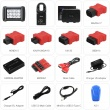 XTOOL X100 PAD3 OBD2 car diagnostic tool Key programmer supporting with odometer adjustment KC100