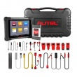 Autel Maxisys Elite Car Diagnostic Scanner Tool with J2534 ECU Programming Upgraded Version of MS908P MK908P +2 Years Fr