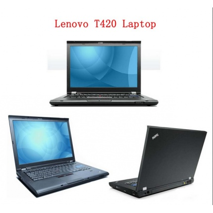 Lenovo T420/ E49/ DELL E6420/ D630/EVG7 Laptop With MB SD Connect C4/C5 V2020.09