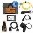 Best Quality BMW ICOM A3+B+C+D Professional Diagnostic Tool V2021.01 Engineers software with Wifi