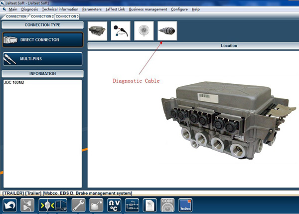 Wabco Trailer Ebs Wiring Diagram - Wiring Diagram And Schematics on
