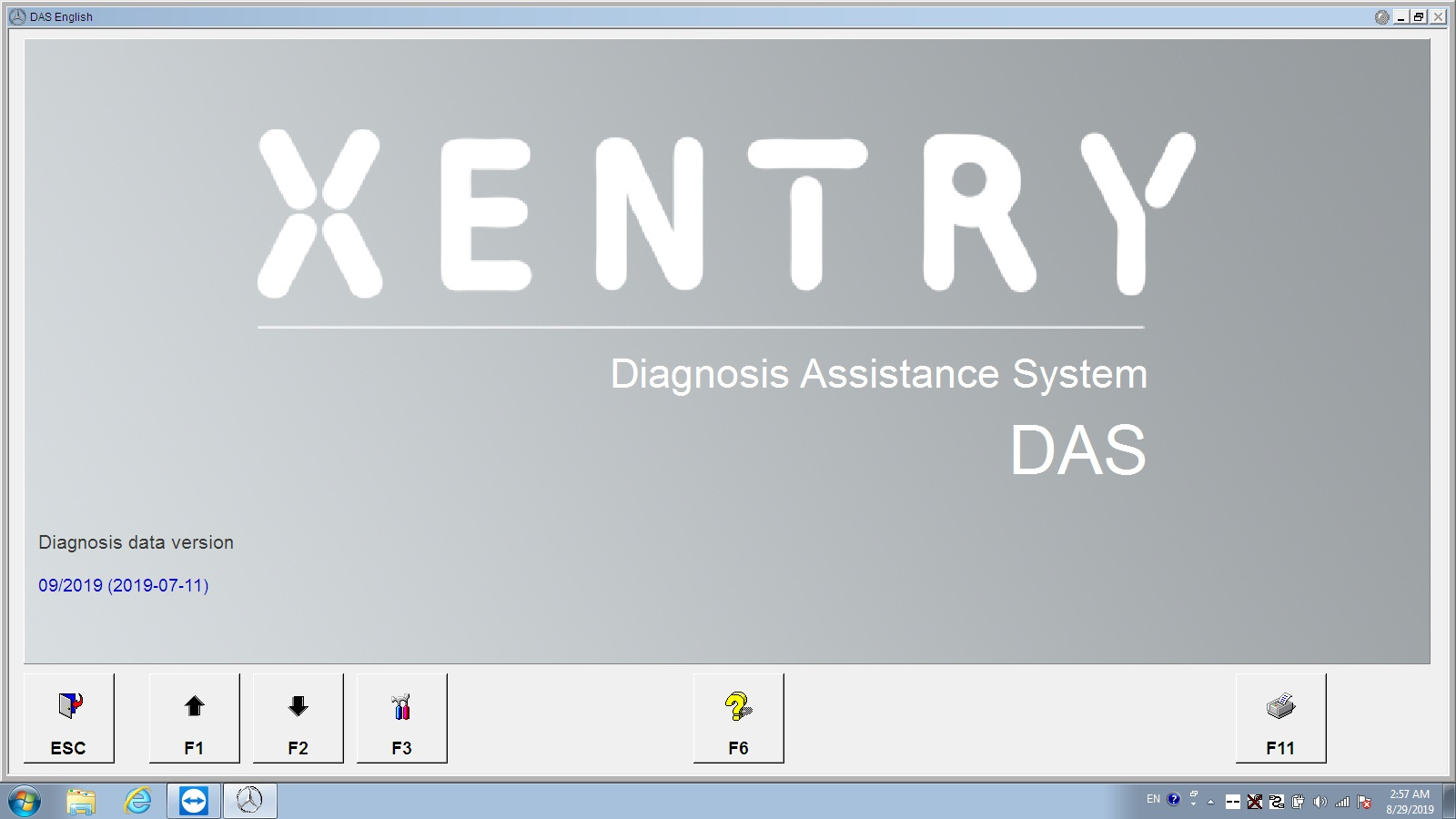 xentry sofware